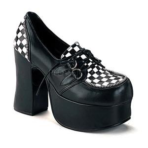 Pleaser Shoes - Demonia - Retro