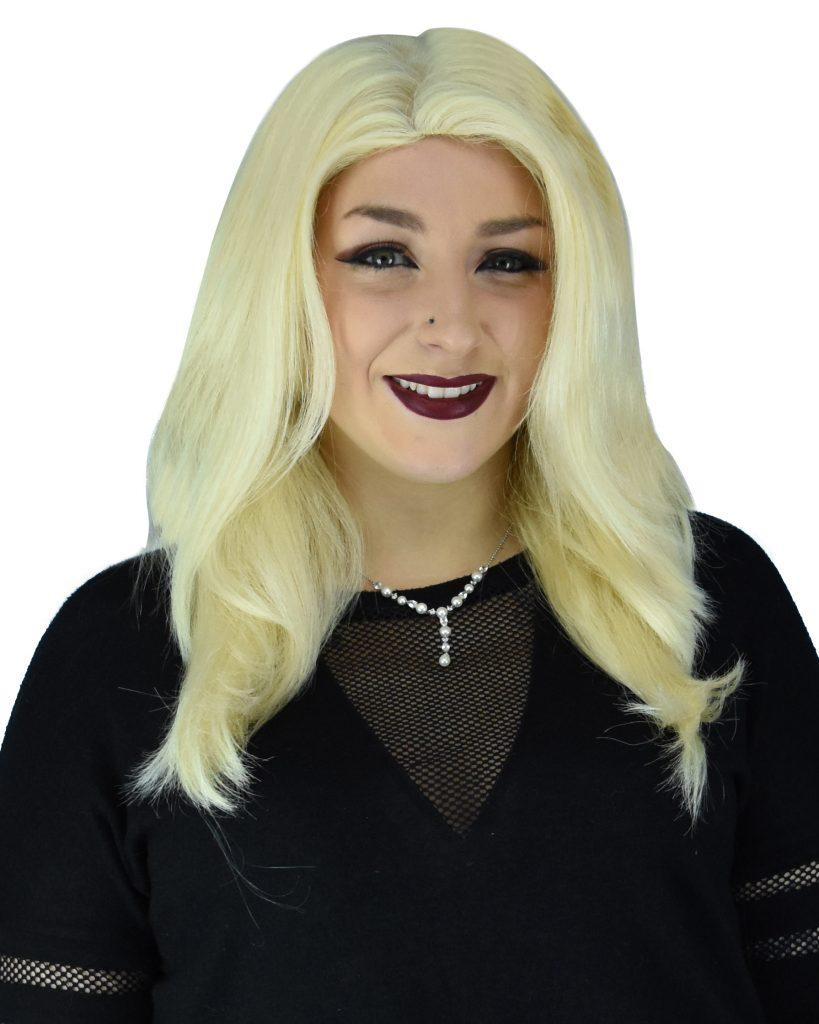 Leslie Bleach Blonde – Human Hair
