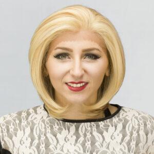 blonde crossdresser wig