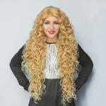 Strawberry Blonde Wig