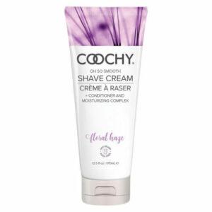 Coochy Cream Floral Haze