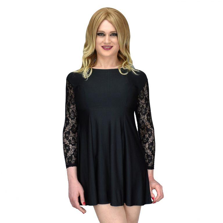 Jenny Dress Black