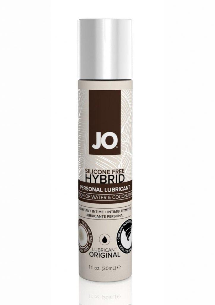 Jo Silicone Free Hybrid Original Coconut Lube