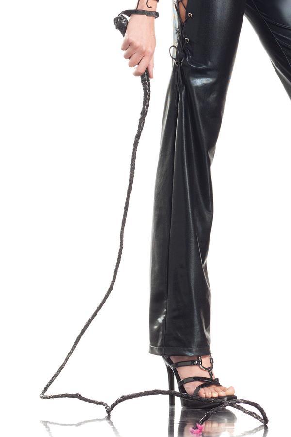 Soft PU Leather Whip