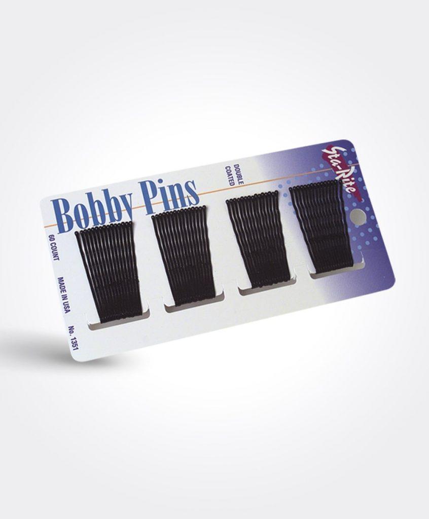 Bobby Pins – Black