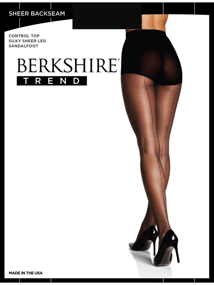Berkshire Backseam Tights – Black