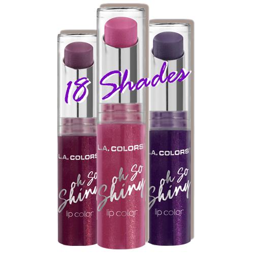 Oh So Shiny Lipstick