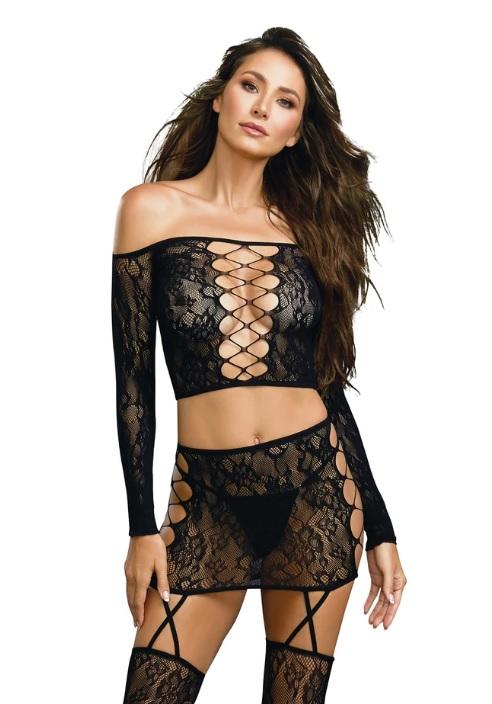 dre0317 lingerie lace