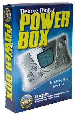 zeus, power box, deluxe, digital, VF170, voltage, estim, e-stim