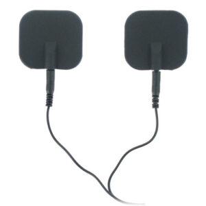 ac212 zeus deluxe black electro pads
