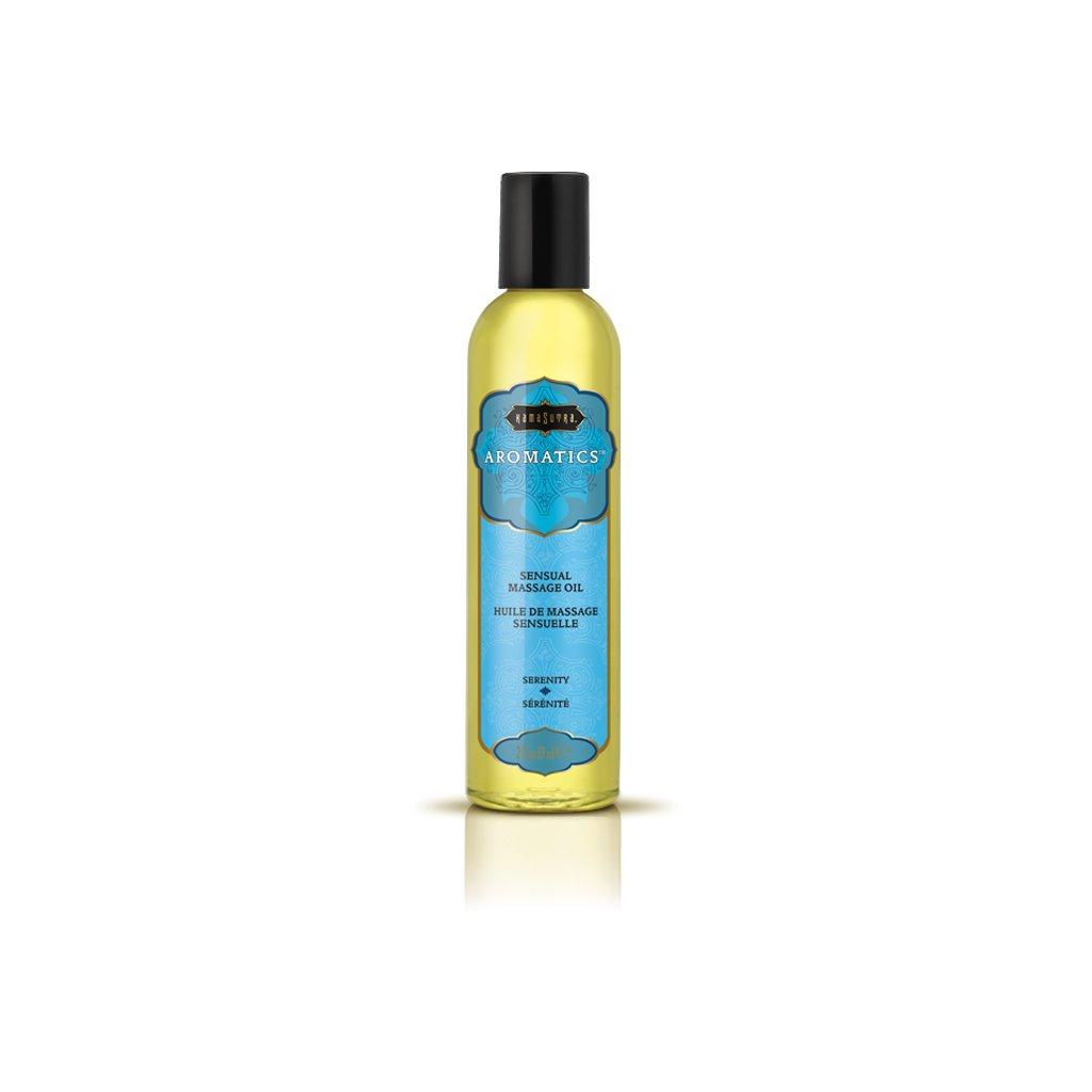 Kama Sutra Aromatic Massage Oil 2oz – Serenity
