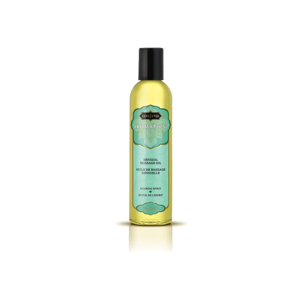 Kama Sutra Aromatic Massage Oil 2oz – Soaring Spirit