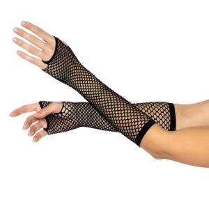 Leg Avenue 2024 Triangle Net Fishnet Gloves