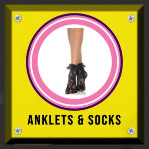 ANKLETS AND SOCKS