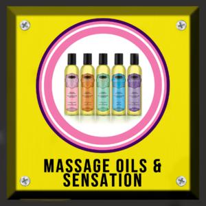 Massage Oils & Sensation