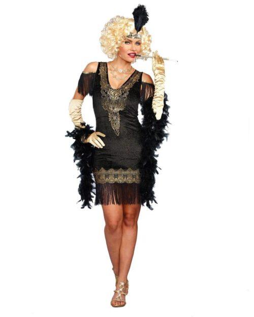 dreamgirl swanky flapper costume
