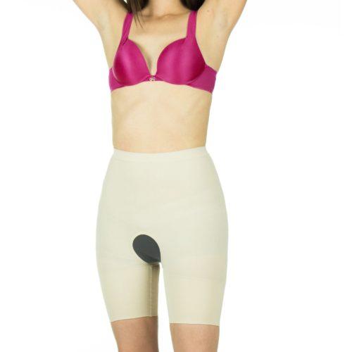 DressTech Janets Closet Crotchless Bodyshaper for Crossdresser Transgender Drag Queen